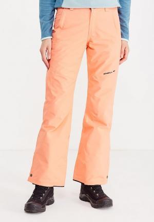 Брюки горнолыжные O`Neill. Цвет: оранжевый