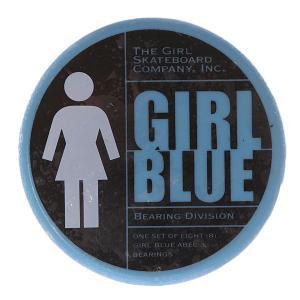 Подшипники для скейтборда  Abec 3 Blue Girl. Цвет: голубой