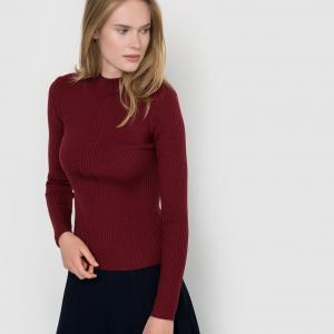 Пуловер Philomène SUNCOO. Цвет: бордовый