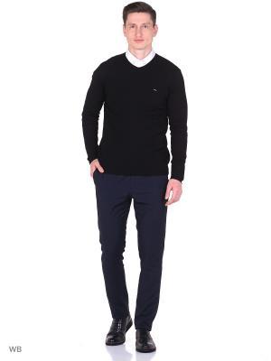 Пуловер Dairos. Цвет: черный