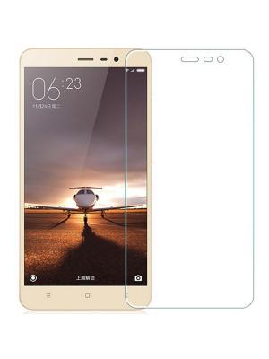 Защитное стекло для Xiaomi Redmi 3 IQ Format. Цвет: прозрачный