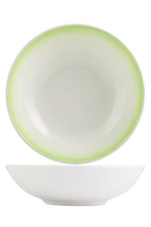 Тарелки суповые 22 см 6 шт. H&H. Цвет: мульти