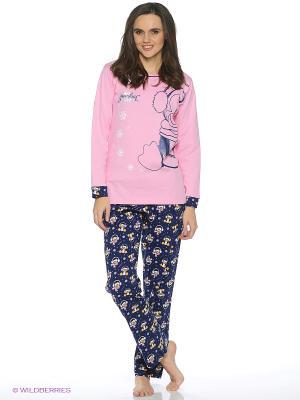Пижама ROLY POLY. Цвет: розовый