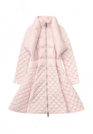 Пуховик Odri. Цвет: розовый