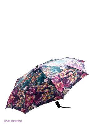Зонт Stilla s.r.l.. Цвет: темно-синий, темно-зеленый