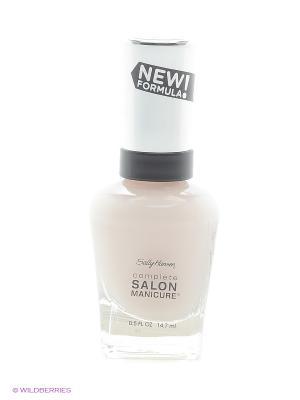 Лак для ногтей Salon Manicure , тон shell we dance l #160 SALLY HANSEN. Цвет: розовый