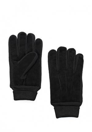 Перчатки Modis. Цвет: черный