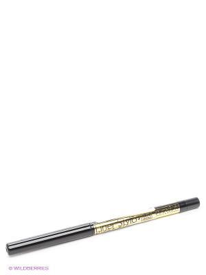 Карандаш liner stylo тон 61 Bourjois. Цвет: черный