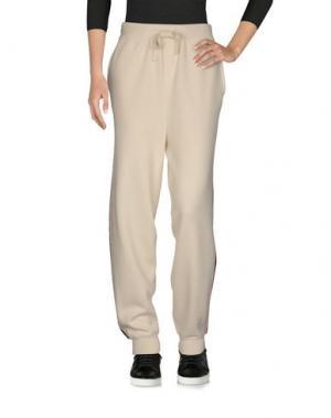 Повседневные брюки OLIVIA VON HALLE. Цвет: слоновая кость