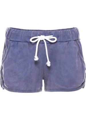 Пляжные шорты (синий «потертый») bonprix. Цвет: синий «потертый»