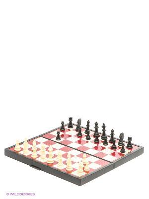 Настольная игра 3 в 1 1Toy. Цвет: белый, черный, коричневый