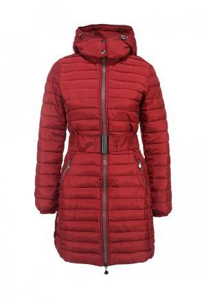 Куртка утепленная Minority. Цвет: красный