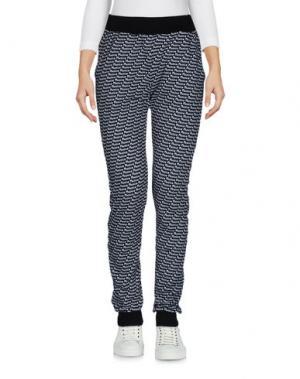 Повседневные брюки 10X10 ANITALIANTHEORY. Цвет: черный