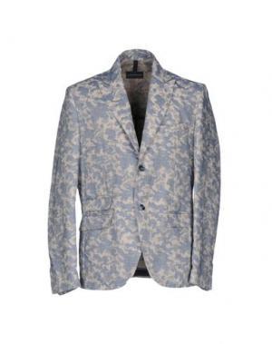 Пиджак AQUARAMA. Цвет: синий