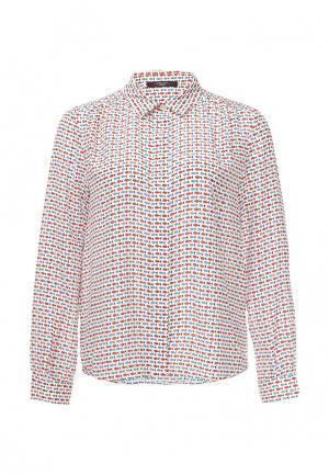 Блуза Weekend Max Mara. Цвет: разноцветный