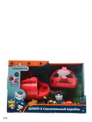 Октонавты Подводная лодка ШЛЮП-X Mattel. Цвет: синий