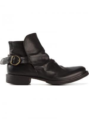 Ботинки Espot Eternity  Fiorentini + Baker. Цвет: чёрный