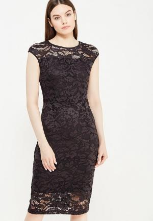 Платье Zarina. Цвет: черный