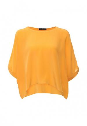 Блуза Liu Jo. Цвет: оранжевый