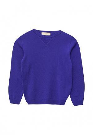 Пуловер R&I. Цвет: синий
