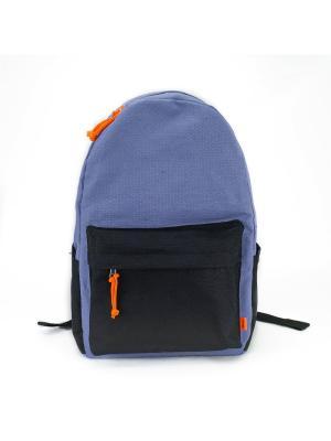 Городской рюкзак TIMBAG. Цвет: черный, красный, сиреневый