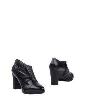Ботинки ANGEL. Цвет: черный