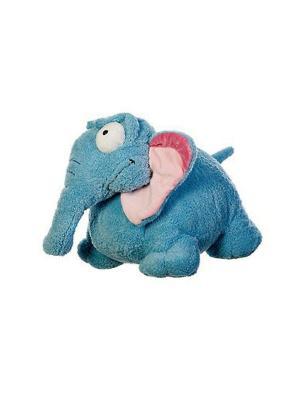 Мягкая игрушка-Слон Сифон (высота - 41 см) Original Toys. Цвет: голубой