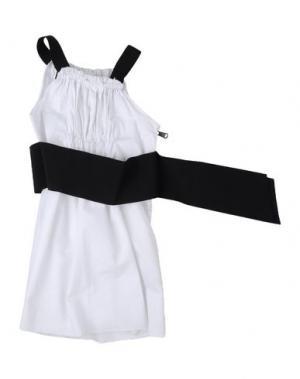 Платье LE PETIT COCO. Цвет: светло-серый