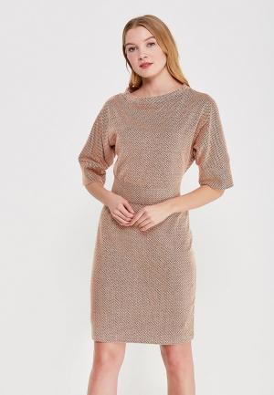 Платье Anastastia Kovall. Цвет: коралловый