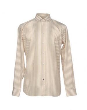 Pубашка LC23. Цвет: бежевый