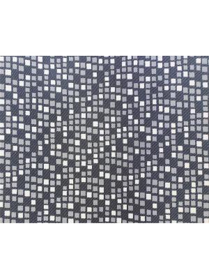 Декоративная подушка Domino Kauffort. Цвет: темно-синий