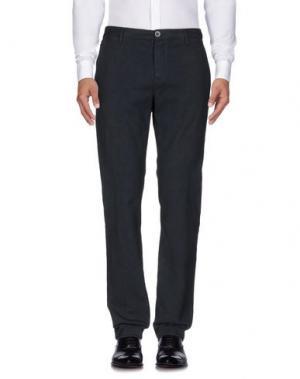 Повседневные брюки CAMOUFLAGE AR AND J.. Цвет: грифельно-синий