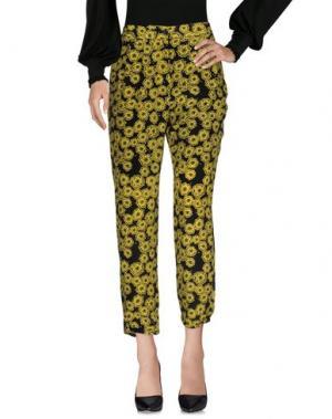 Повседневные брюки YMC YOU MUST CREATE. Цвет: желтый