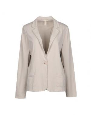 Пиджак WETPAINT. Цвет: светло-серый