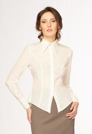 Рубашка Ано. Цвет: белый