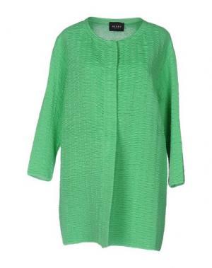 Легкое пальто NEERA. Цвет: кислотно-зеленый