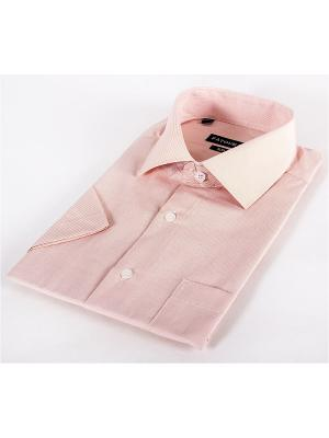 Рубашка Favourite. Цвет: персиковый