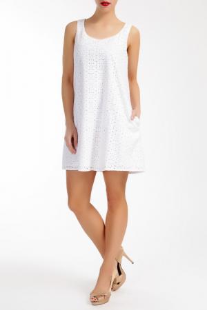 Платье Dori. Цвет: белый