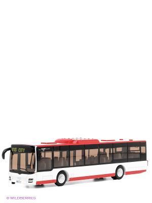 Автобус городской MAN SIKU. Цвет: белый