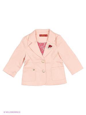Пиджак Senbodulun. Цвет: розовый