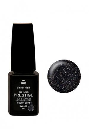 Гель-лак для ногтей Planet Nails. Цвет: черный