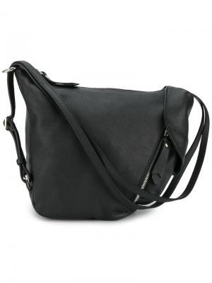 Рюкзак Fernweh Manu Atelier. Цвет: чёрный