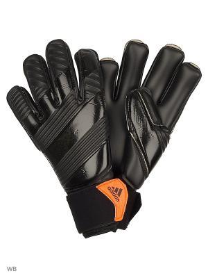 Перчатки CLASSIC PRO  WHITE/BLACK/SOLRED Adidas. Цвет: черный, красный