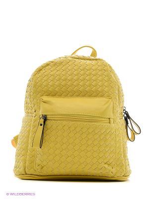 Рюкзак Malvinas. Цвет: желтый