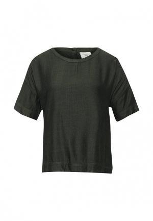 Блуза Vero Moda. Цвет: зеленый