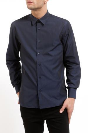 Рубашка Pierre Balmain. Цвет: blue