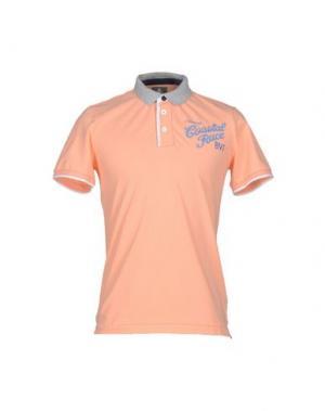 Поло GAASTRA. Цвет: лососево-розовый