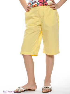Бермуды Ginkana. Цвет: желтый