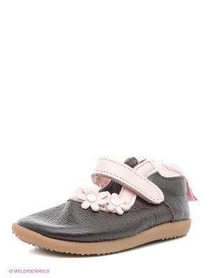 Туфли Shooshoos. Цвет: коричневый