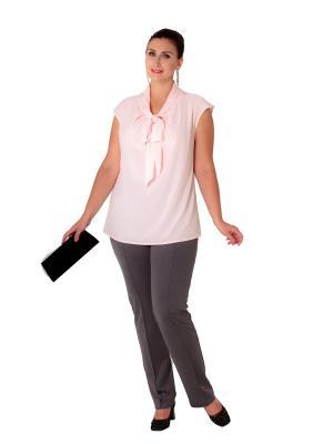 Брюки Darissa Fashion. Цвет: серый